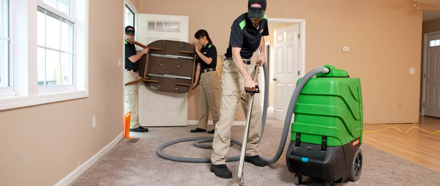 Panama City, FL residential restoration cleaning